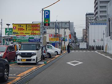 パーキング コイン 近く の 宮古島の安い駐車場はここ!西里通り、市役所に近くの穴場コインパーキングをご紹介